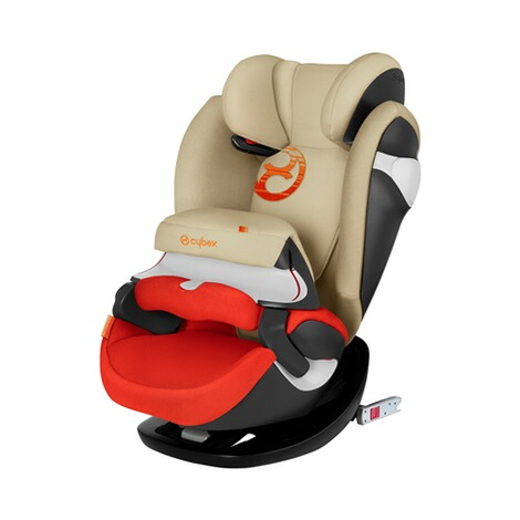 CYBEX GOLD Pallas M-fix Kindersitz  Autumn Gold 1