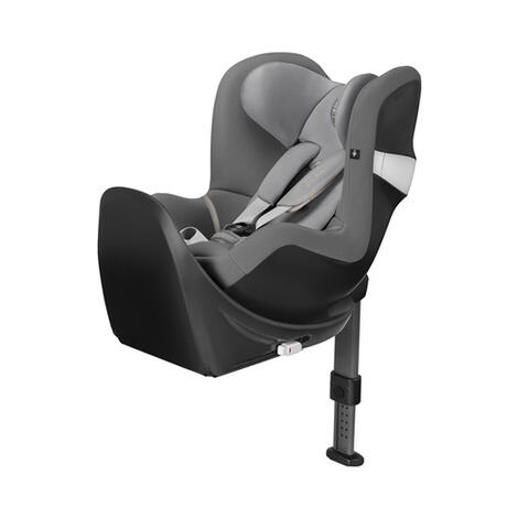 CYBEX GOLD Sirona M2 i-Size Kindersitz mit Isofix-Base M Design 2018  Manhattan Grey 1