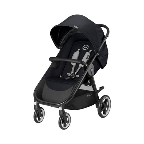 CYBEX GOLD Agis M-Air 4 Sportwagen Design 2018  Lavastone Black 1