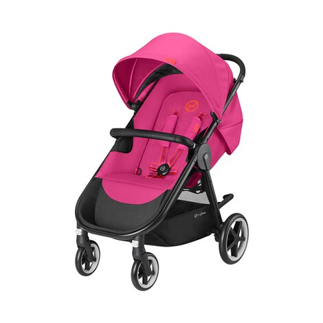 CYBEX GOLD Agis M-Air 4 Sportwagen Design 2018  Passion Pink 1