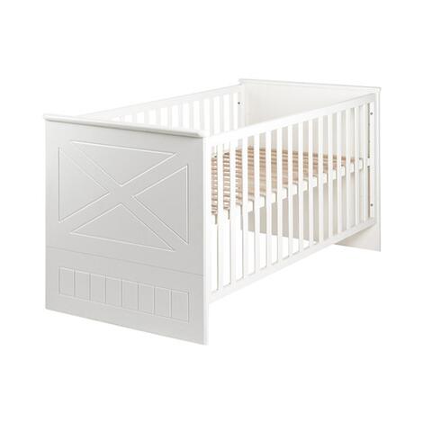 roba babybett constantin 70x140 cm online kaufen baby walz. Black Bedroom Furniture Sets. Home Design Ideas