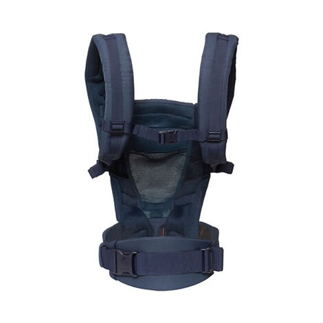ERGOBABY® ADAPT Cool Air Mesh Babytrage, 3 Tragepositionen  Deep Blue 3