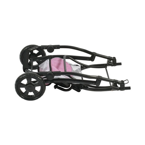 BAYER CHIC  Kombi-Puppenwagen 3 in 1 Emotion All In  jeans/pink 7