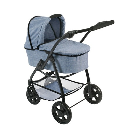BAYER CHIC  Kombi-Puppenwagen 3 in 1 Emotion All In  jeans/blau 2