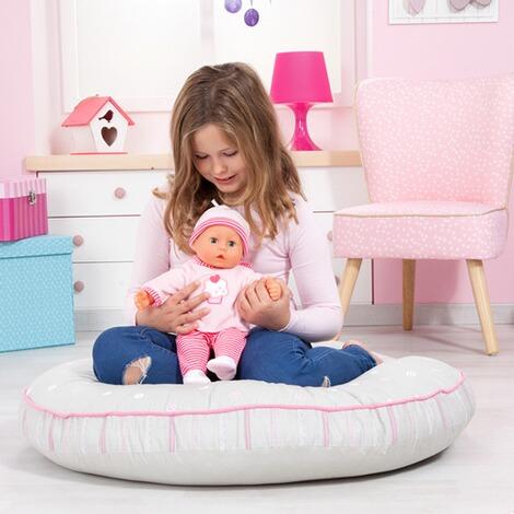 Bayer Design  Puppe First Words Baby mit Funktionen 38cm 3