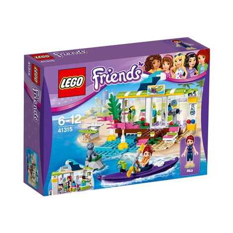 LEGO® FRIENDS 41315 Heartlake Surfladen 1