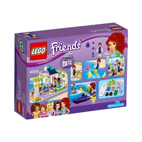LEGO® FRIENDS 41315 Heartlake Surfladen 3