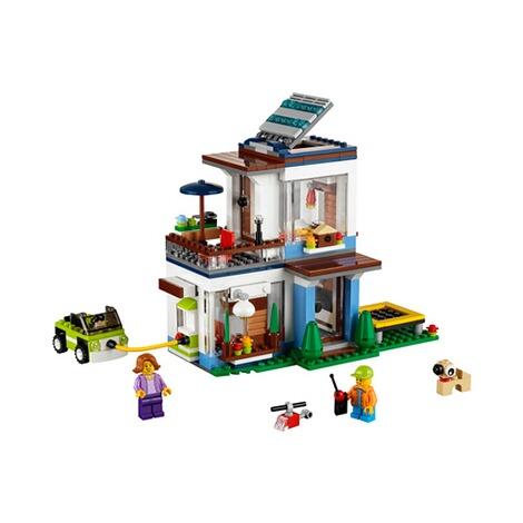 lego creator 31068 modernes zuhause online kaufen baby walz. Black Bedroom Furniture Sets. Home Design Ideas