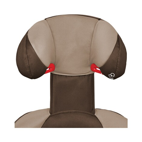 MAXI-COSI RODI XP FIX Kindersitz  Hazelnut Brown 4