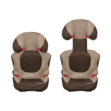 MAXI-COSI RODI XP FIX Kindersitz  Hazelnut Brown 6