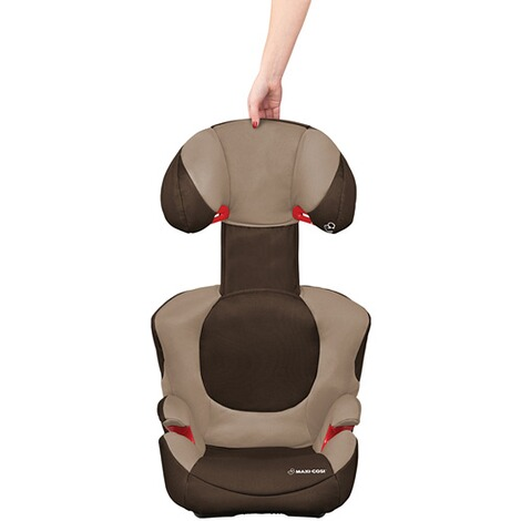MAXI-COSI RODI XP FIX Kindersitz  Hazelnut Brown 2