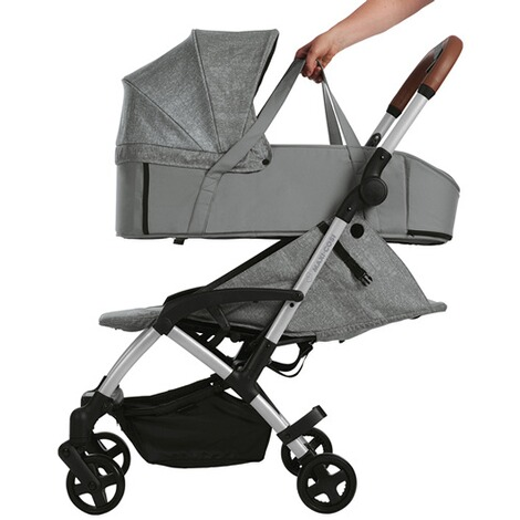 Maxi-Cosi LAIKA Softtragetasche  Nomad Grey 5