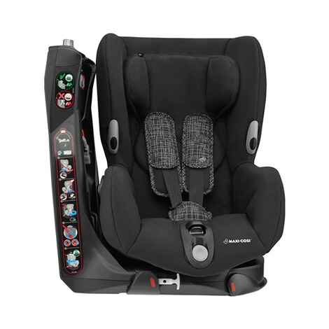 Maxi-Cosi AXISS Kindersitz  Black Grid 3