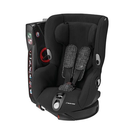 Maxi-Cosi AXISS Kindersitz  Black Grid 1