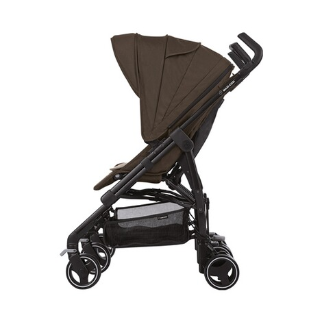MAXI-COSI DANA FOR 2 Zwillings- und Geschwisterbuggy Design 2018  Nomad Brown 3