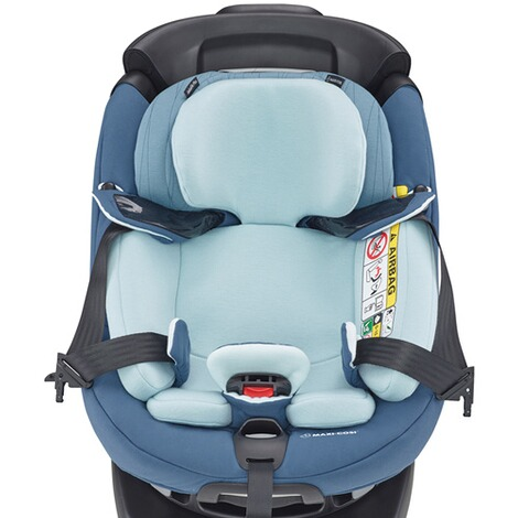 MAXI-COSI AXISSFIX PLUS i-Size Kindersitz  Frequency Blue 4