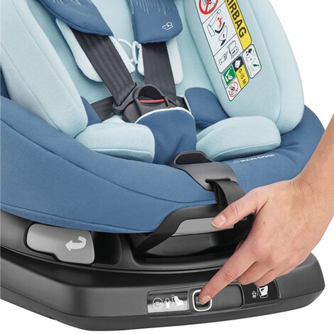 MAXI-COSI AXISSFIX PLUS i-Size Kindersitz  Frequency Blue 5
