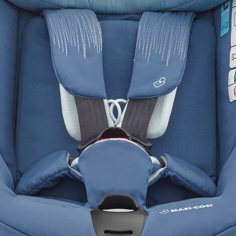 MAXI-COSI AXISSFIX PLUS i-Size Kindersitz  Frequency Blue 7