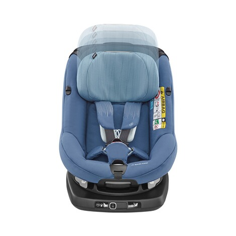 MAXI-COSI AXISSFIX PLUS i-Size Kindersitz  Frequency Blue 8