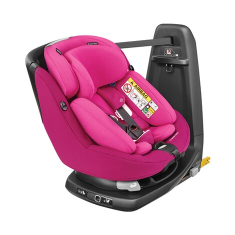 MAXI-COSI AXISSFIX PLUS i-Size Kindersitz Design 2018  Frequency Pink 1
