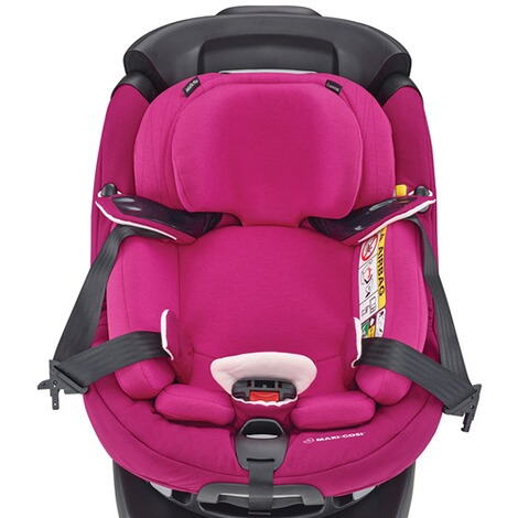 MAXI-COSI AXISSFIX PLUS i-Size Kindersitz Design 2018  Frequency Pink 4