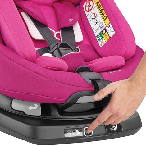 MAXI-COSI AXISSFIX PLUS i-Size Kindersitz Design 2018  Frequency Pink 5