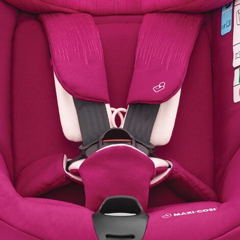 MAXI-COSI AXISSFIX PLUS i-Size Kindersitz Design 2018  Frequency Pink 7