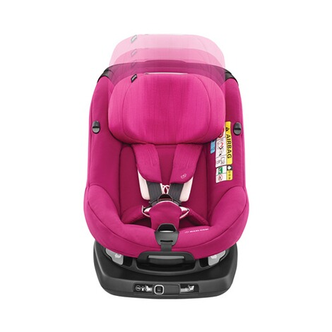 MAXI-COSI AXISSFIX PLUS i-Size Kindersitz Design 2018  Frequency Pink 8