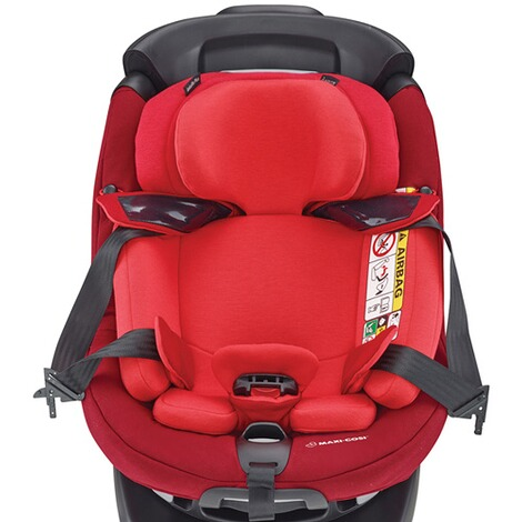 MAXI-COSI AXISSFIX PLUS i-Size Kindersitz Design 2018  Vivid Red 5