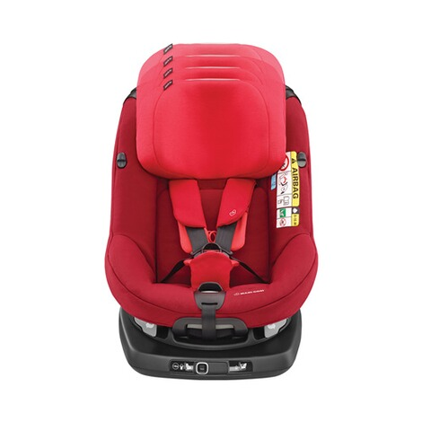 MAXI-COSI AXISSFIX PLUS i-Size Kindersitz Design 2018  Vivid Red 11