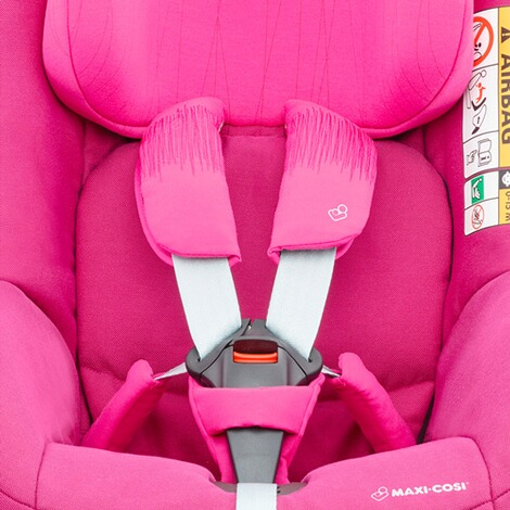 Maxi-Cosi  2Way Pearl Kindersitz  Frequency Pink 5
