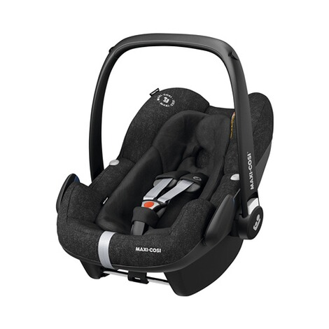 Maxi-Cosi  Pebble Plus i-Size Babyschale  nomad black 1