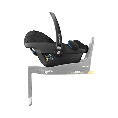 Maxi-Cosi  Pebble Plus i-Size Babyschale  nomad black 7