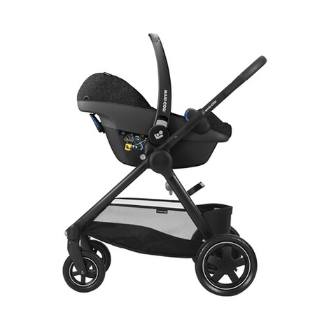 Maxi-Cosi  Pebble Plus i-Size Babyschale  nomad black 11
