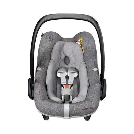 Maxi-Cosi  Pebble Plus i-Size Babyschale  nomad grey 2