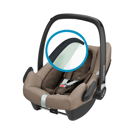 MAXI-COSI ROCK i-Size Babyschale  Nomad Brown 2