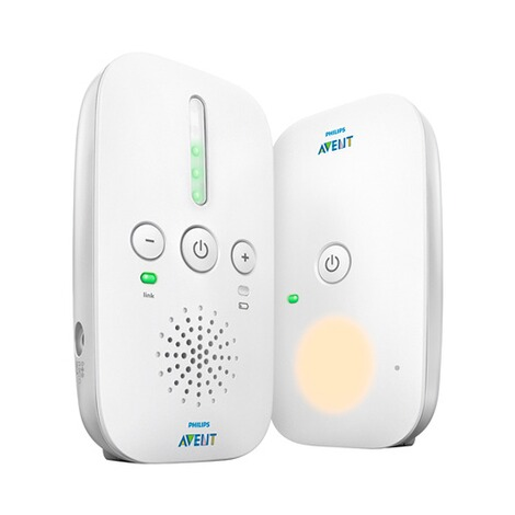 Philips Avent  DECT Babyphone, SCD502/26, Smart Eco-Mode 1