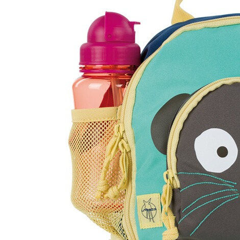 LÄSSIG  Kinderrucksack Mini Backpack Wild Animals  Meerkat 8