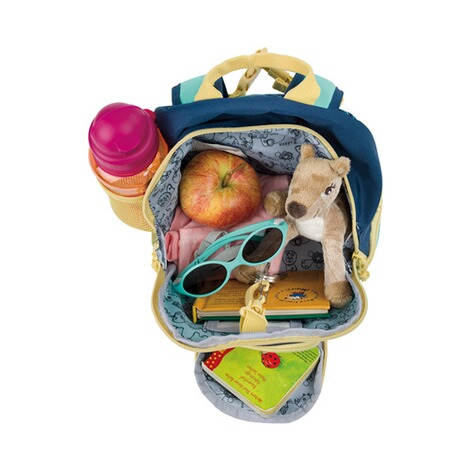 LÄSSIG  Kinderrucksack Mini Backpack Wild Animals  Meerkat 11