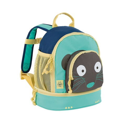 LÄSSIG  Kinderrucksack Mini Backpack Wild Animals  Meerkat 1