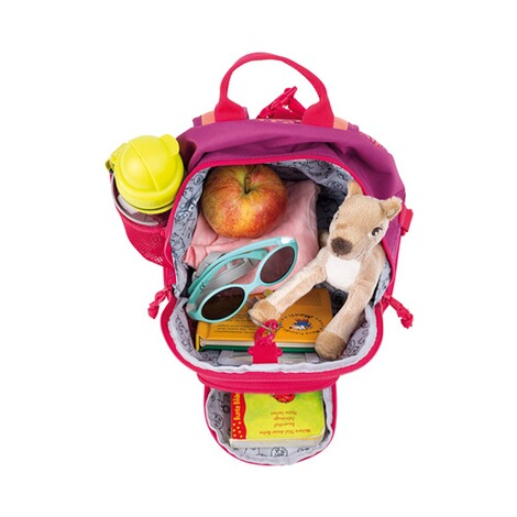 LÄSSIG  Kinderrucksack Mini Backpack Wild Animals  Lion 11