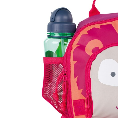 LÄSSIG  Kinderrucksack Mini Backpack Wild Animals  Lion 8