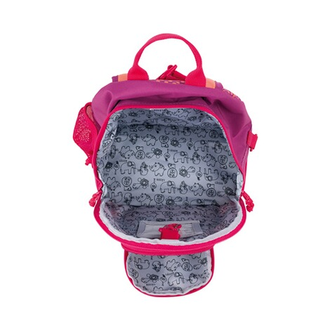 LÄSSIG  Kinderrucksack Mini Backpack Wild Animals  Lion 10