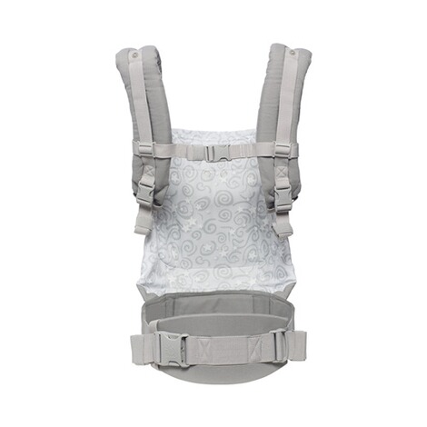 ERGOBABY® ORIGINAL Babytrage, 3 Tragepositionen  Galaxy Grey 3