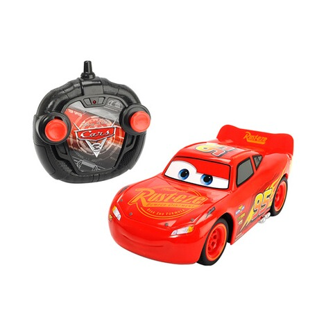 Dickie Toys Disney Cars 3 Rc Auto Turbo Racer Lightning Mcqueen 1 24