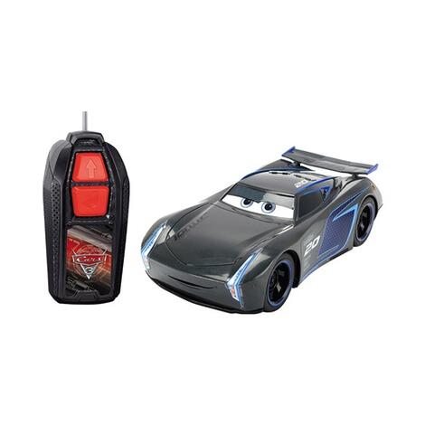 Dickie Toys Disney Cars 3 Rc Auto Jackson Storm Single Drive 1 32