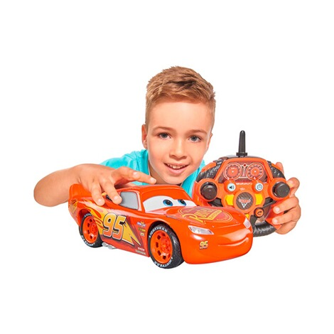 Dickie Toys DISNEY CARS 3 RC Auto Ultimate Lightning McQueen 1:16 3