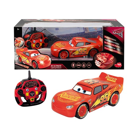 Dickie Toys DISNEY CARS 3 RC Auto Ultimate Lightning McQueen 1:16 7