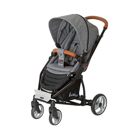 Hartan  i-mini RS Sportwagen  Grey melange 1