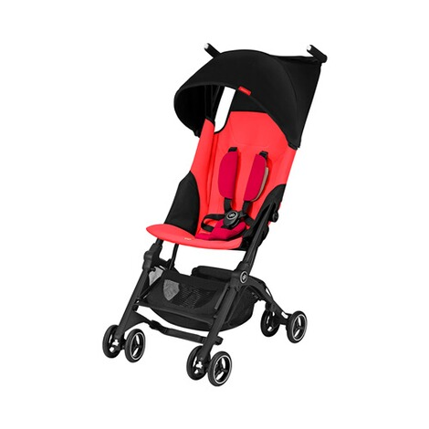 GB GOLD Pockit+ Buggy Design 2018  Cherry Red 1